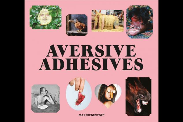 "5x PHOTO-STICKERBOOK ""Aversive Adhesives"" by Max Siedentopf"