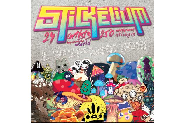 5x Stickélium